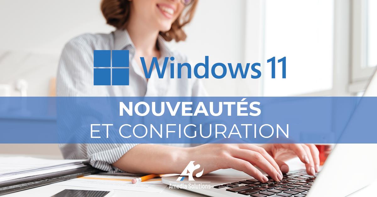 Lancement de Windows 11